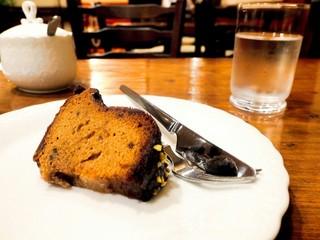 コヒア アラビカ - オレンジケーキ