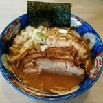 いっぱち - チャーシュー麺1120円