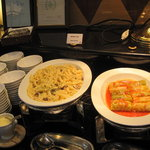 ホテルニューオータニ幕張 ザ・ラウンジ - お食事系も色々(写真は一部)