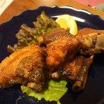 鍋屋庄左衛門 - 米の娘豚のスペアリブ