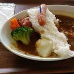 レイク サイド カフェ - ピリ辛で美味しいヾ(≧∇≦)