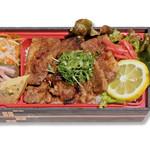 菜乃穂 - 松阪牛焼き肉お重 1,350円