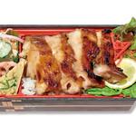 菜乃穂 - 鶏もも照り焼きお重 800円