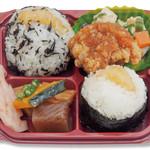 菜乃穂 - 天むすセット 400円