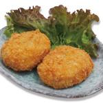菜乃穂 - ポテトクリーミィーコロッケ (1個)120円 (3個)320円 (5個)550円