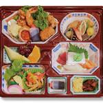 菜乃穂 - 仕出し一例(2,000円)