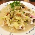 皇上皇 - 料理写真:長崎ちゃんぽん(896円)