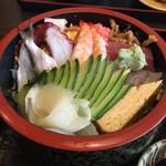 増寿司 - ちらし寿司❣️