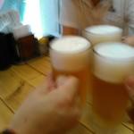 Daimiuchinchin - ピンボケで乾杯!