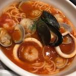 ポポラマーマ - 海の幸 辛口トマトスープ
