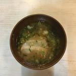 大阪屋 - とん骨スープ〜(*^▽^*)❤️