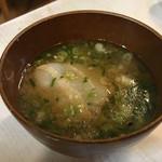 大阪屋 - とん骨スープは、ラーメンの麺抜きです(*^▽^*)