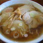 針谷ラーメン - 「チャーシューメン ¥850」