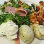 オリーブ キッチン - 野菜中心の前菜