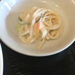 みわ亭 - スパ サラダ