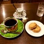 珈琲 散歩 - コーヒー&サブレディアマン