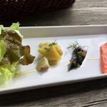 デルソーレ - 前菜