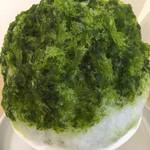 野口商店 - 宇治(´∀`*)かき氷