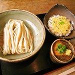 麺料理 ひら川 - サービス定食