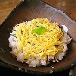 麺料理 ひら川 - バラ寿司