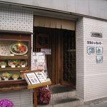 麺料理 ひら川 - 外観