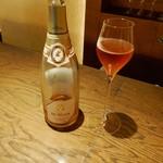 ワインバーD - ゾエミ・ド・スーザのロゼシャンパン