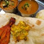 インド料理 スーリヤ -