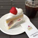 74676558 - ケーキ屋ケンちゃんの時代から憧れのおやつの形