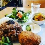 オーガニック カフェ コトコト - 料理写真:
