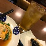 松かど - 緑茶ハイ