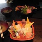沖ちゃん - お味噌汁付