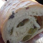 7468794 - うぐいす豆食パン