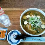 玉川うどん - 料理写真:豊橋カレーうどん