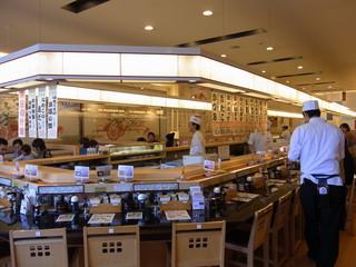 和楽 小樽店 - きれいな感じの店内