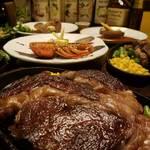 マロサン - 肉盛りコース