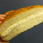 諏訪湖サービスエリア(下り線) 太養パン - 牛乳パン