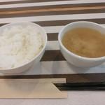 Gurirusumitoko - ご飯味噌汁