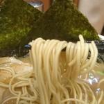 九州大分らぁめん たまがった - ハリガネ麺