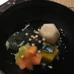 川村料理平 - 煮物