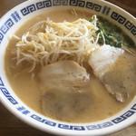 ひばりラーメン - 料理写真: