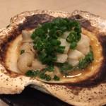宴処 すり~ぴ~す - 猿払産 ホタテの漁師焼き