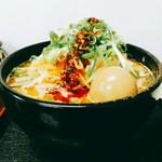 麺場 新 - 料理写真:肉味噌W 1000円