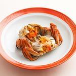 メゾン・ド・ユーロン - 上海蟹の姿蒸し