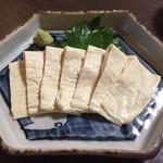 蕎麦処 みかわ - 生湯葉