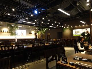Mano Kitchen Cafe <Meat Station> - 内観