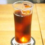 octria8 - ランチセット 1296円 のアイスコーヒー