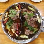 老北京 火鍋料理 蝎子王 -