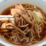 川村屋 - 麺アップ