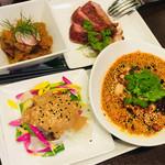 Chuukakousaijasumin - シェフおすすめ前菜4種