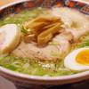 あじさい - 料理写真:味彩塩拉麺